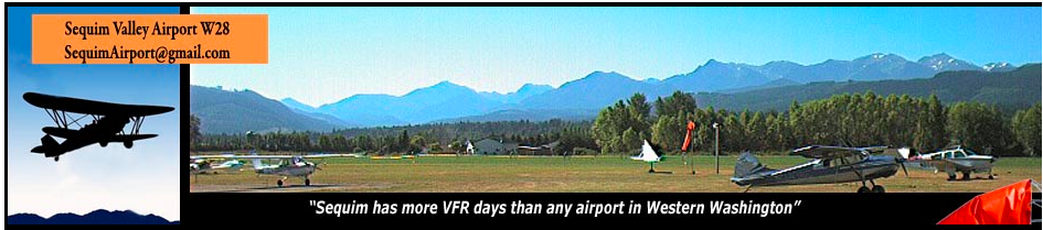 2021 Olympic Peninsula Air Affaire & Sequim Valley Fly-In